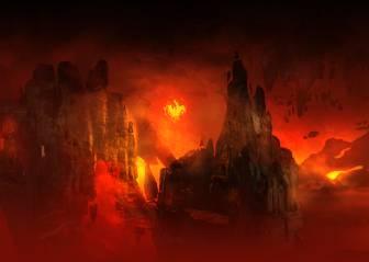 Así son los entornos en los que se desarrolla el nuevo Doom