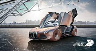 BMW i Next, el coche autónomo alemán que llegará en 2021