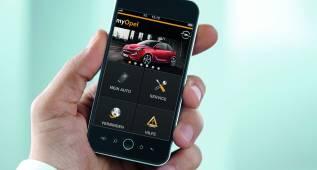 Opel te deja programar el GPS del coche desde el móvil