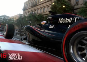 F1 2016 arrancará en verano para PS4, Xbox One y PC
