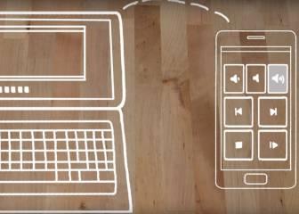 Cómo convertir tu smartphone en un mando a distancia para el PC