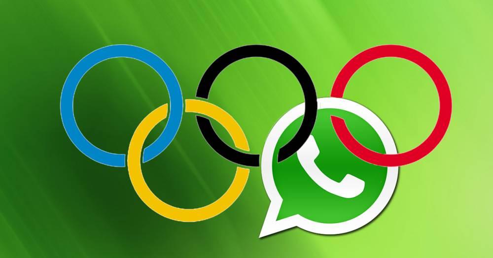 WhatsApp estrenará nuevos emojis para los Juegos Olímpicos