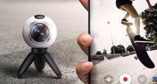 La cámara Gear 360 llega a España por 349 euros