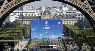 Cómo ver online la ceremonia y el partido inaugural de la Eurocopa 2016