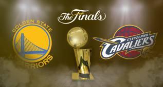 Sigue hoy las finales de la NBA entre los Warrios y los Cavaliers en Canal+ y Yomvi