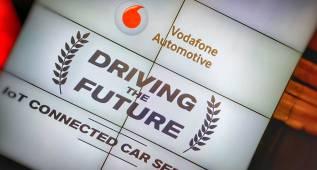Mantén tu coche seguro y protegido con los servicios de Vodafone Automotive