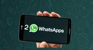 Cómo llevar dos cuentas de WhatsApp en el mismo móvil