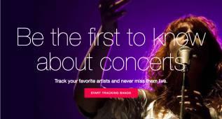 No vuelvas a quedarte sin entradas para un concierto