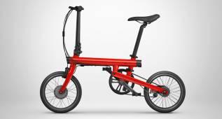 Xiaomi presenta su bicicleta inteligente Mi Qicycle