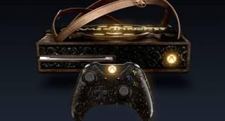 Xbox One se viste de Juego de Tronos con un modelo exclusivo