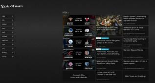 Echa un vistazo a la renovada Yahoo Sports de resultados deportivos