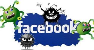 Virus en Facebook cuando abres una mención