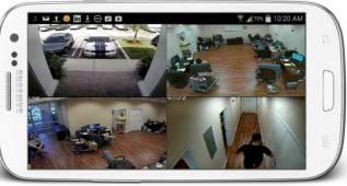 Cómo montarte un sistema de vigilancia con tus dispositivos Android