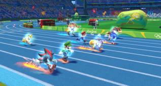 Mario y Sonic, la cara amable de los Juegos de Río