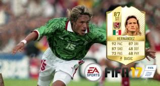 Luis 'Matador' Hernández, toda una leyenda en el FIFA 17