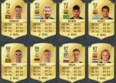 FIFA 17: Dominio de Madrid, Barça y Atleti en la LaLiga