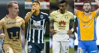 Los extranjeros dominan la Liga MX hasta en el FIFA 17