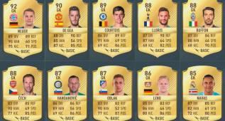 FIFA 17: Casillas ya no está entre los 20 mejores porteros