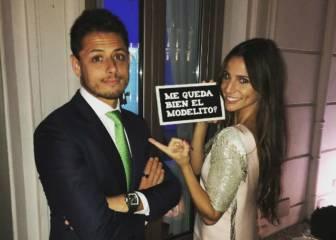 Chicharito contraerá matrimonio en el 2017