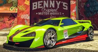 GTA Online: el Progen Itali GTB Personalizado, ya disponible