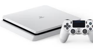 La PS4 blanca llegará a finales de enero