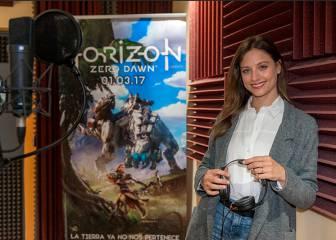 Michelle Jenner dobla a la heroína de Horizon: Zero Dawn