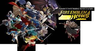Fire Emblem Heroes, el primer juego de la saga para móviles