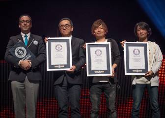 Tres nuevos récords Guinness para la saga Final Fantasy