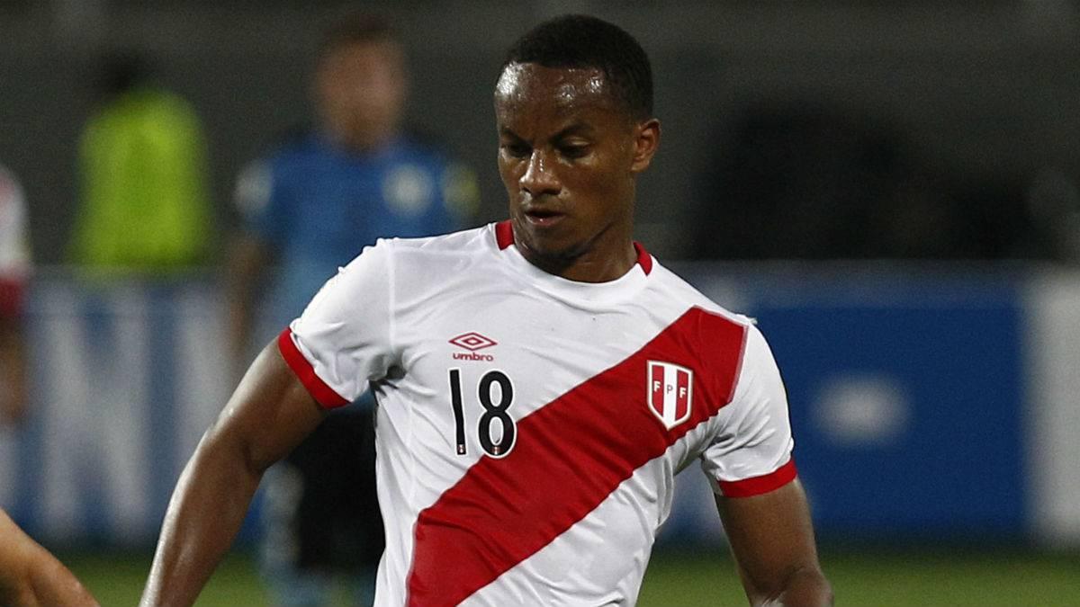 Marco Silva quiere a André Carrillo en el Watford - AS Perú