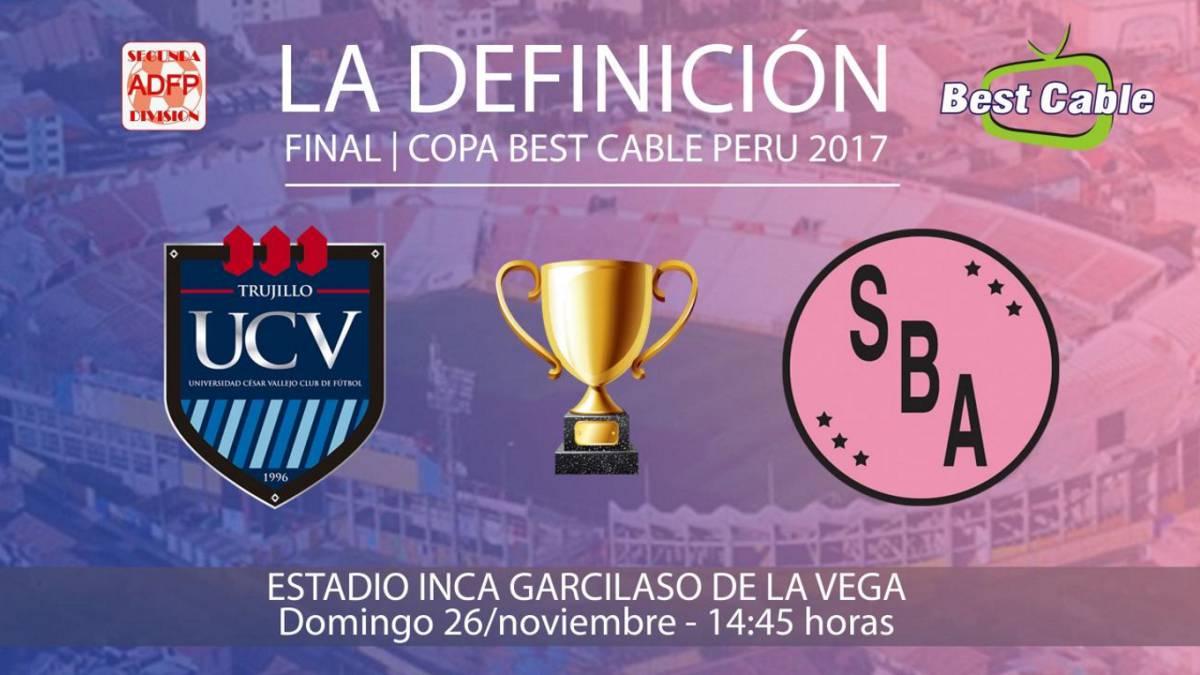 Sport Boys y César Vallejo jugarán desempate en Cusco