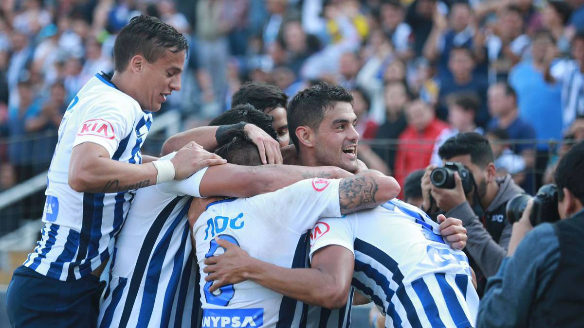 Alianza Lima 2-0 Comerciantes: resumen, goles y resultado - AS Perú