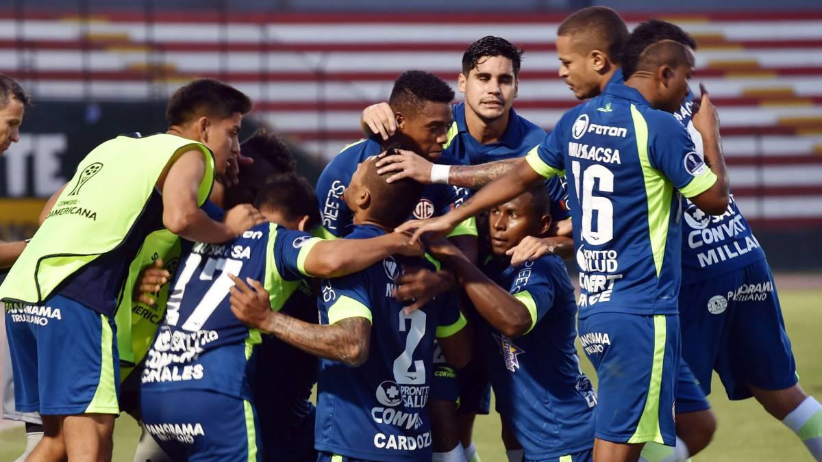UTC buscará dar primer golpe ante Rampla en el Callao — Sudamericana