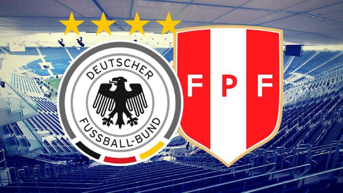 Alemania confirmó amistoso con Perú para después de Rusia 2018 — Selección