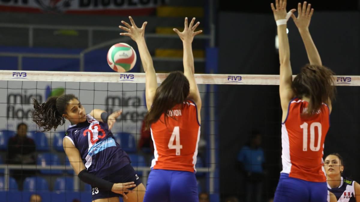 aac666ccf2cbc Copa Panamericana U23  Perú derrotó por 3-0 a Chile - AS Perú
