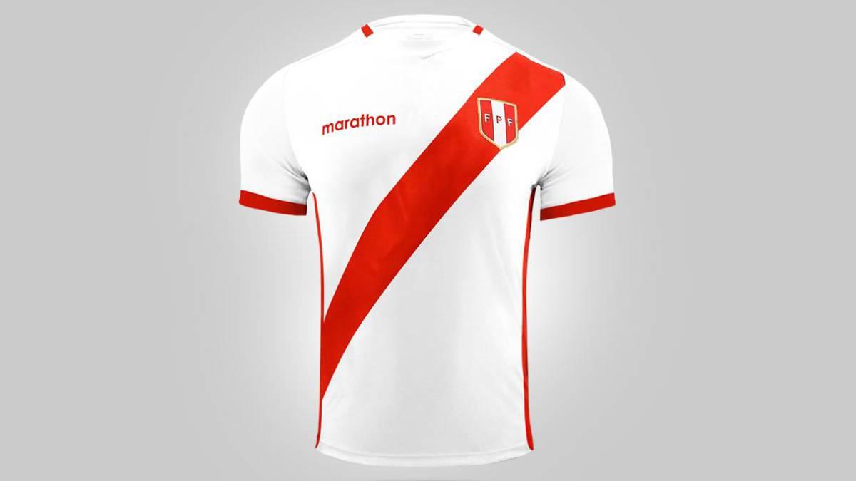 La posible nueva camiseta de Perú para la Copa América - AS Perú 48e31f36769ea