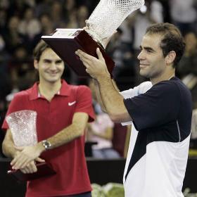 A la tercera venció a Federer Pete_Sampras
