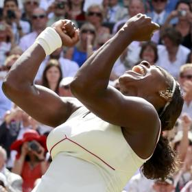 Serena Williams, campeona por cuarta vez