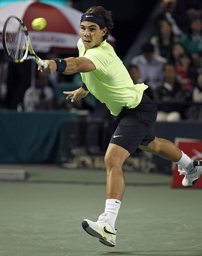 Nadal y Ferrer, en las finales de Tokio y Pekín