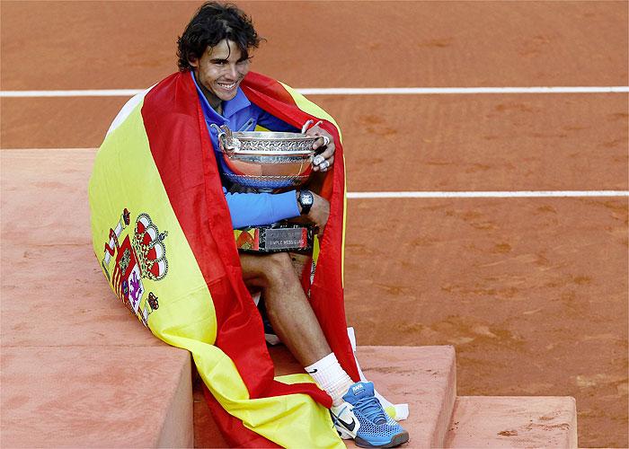 Nadal gana su sexto Roland Garros e iguala a Bjorn Borg