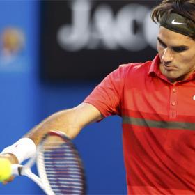 Federer pasa ronda y suma su 60 victoria en Melbourne