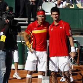 Nadal-Djokovic se medirán en el Bernabéu el 14 de julio