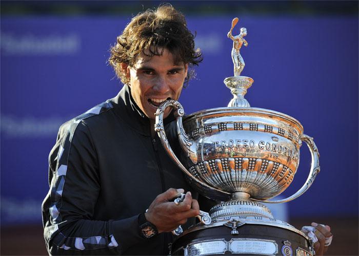 Rafa Nadal logra su séptimo Godó al ganar a Ferrer