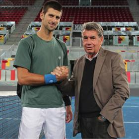 "Djokovic cancela varios actos porque ""se siente mal"""