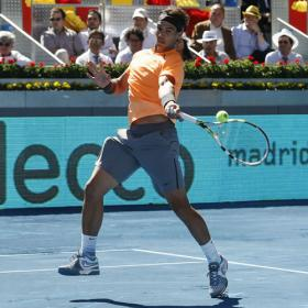 """Rafa: """"Pedí a la ATP jugar con zapatillas de hierba"""""""
