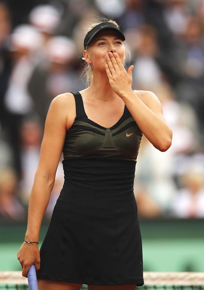 Sharapova contra Kvitova por la final y el número uno
