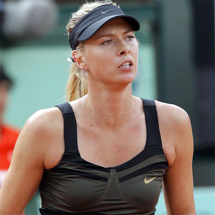 Maria Sharapova gana Roland Garros por primera vez