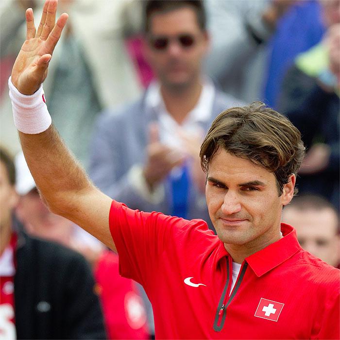 """Federer: """"Estoy agotado y necesito vacaciones"""""""