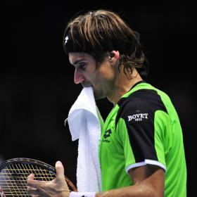 Ferrer pierde con Federer, que pasa a semifinales del Masters