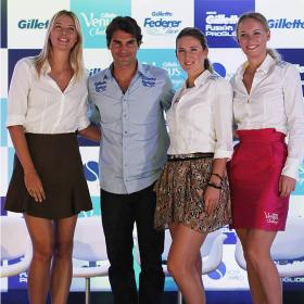 Federer: 7,6 millones por tres exhibiciones