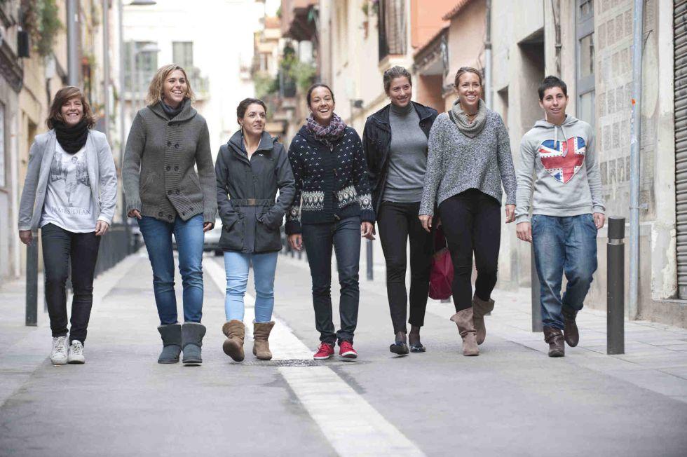 El tenis femenino rompe con Escañuela y la federación